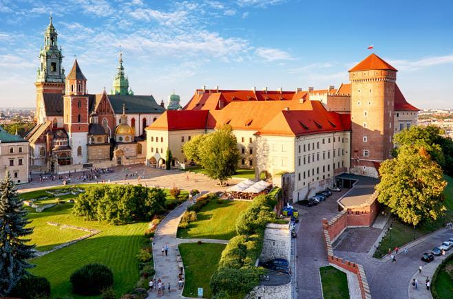 ポーランドの風景
